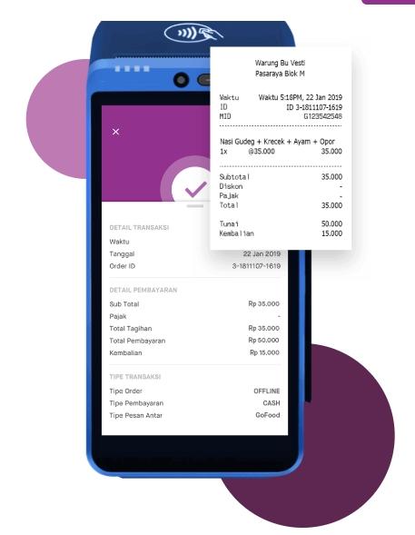 perangkat multifungsi dari GoBiz