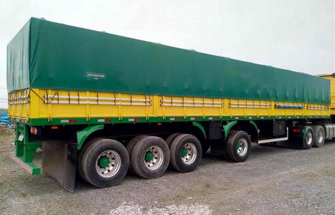 Investigação apura circulação de 10 mil carretas com 4º eixo irregular no Brasil