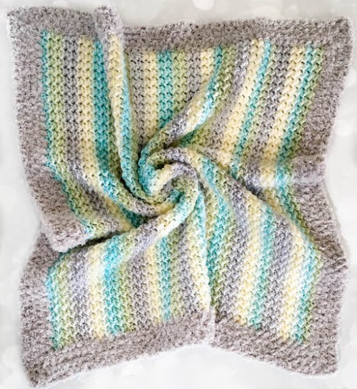 Cloud Nine Blanket - Free Crochet Pattern