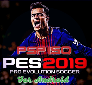 PES 19 ISO file for Android
