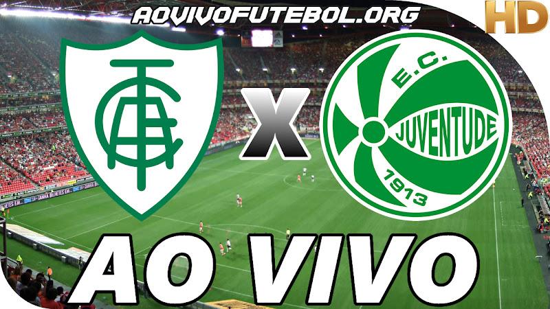América Mineiro x Juventude Ao Vivo Online HD