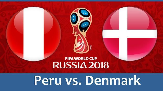 Svetsko prvenstvo: Peru - Danska livestream gledanje [16.06.2018 18:00]