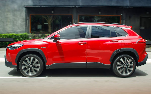 Toyota Corolla Cross - 7º carro mais vendido do Brasil no 1º dia útil de agosto
