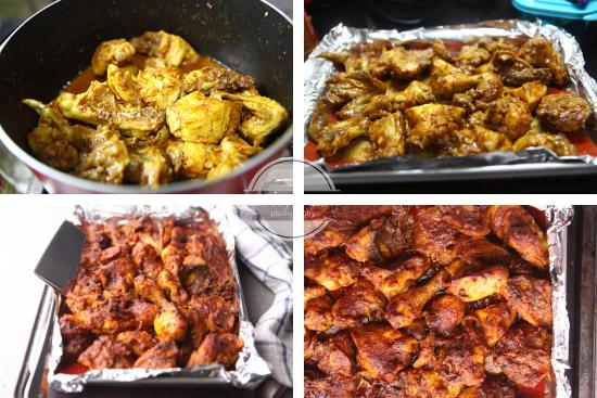 Resep Ayam Manis Pedas JTT