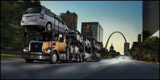 Volvo VAH model 300 auto hauler