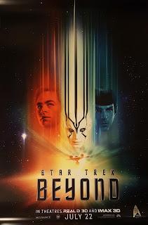 Star Trek Beyond - Segundo Poster & Terceiro Trailer