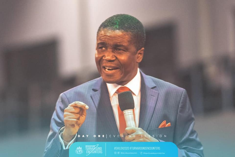 The Place Of Planning By Bishop David Abioye
