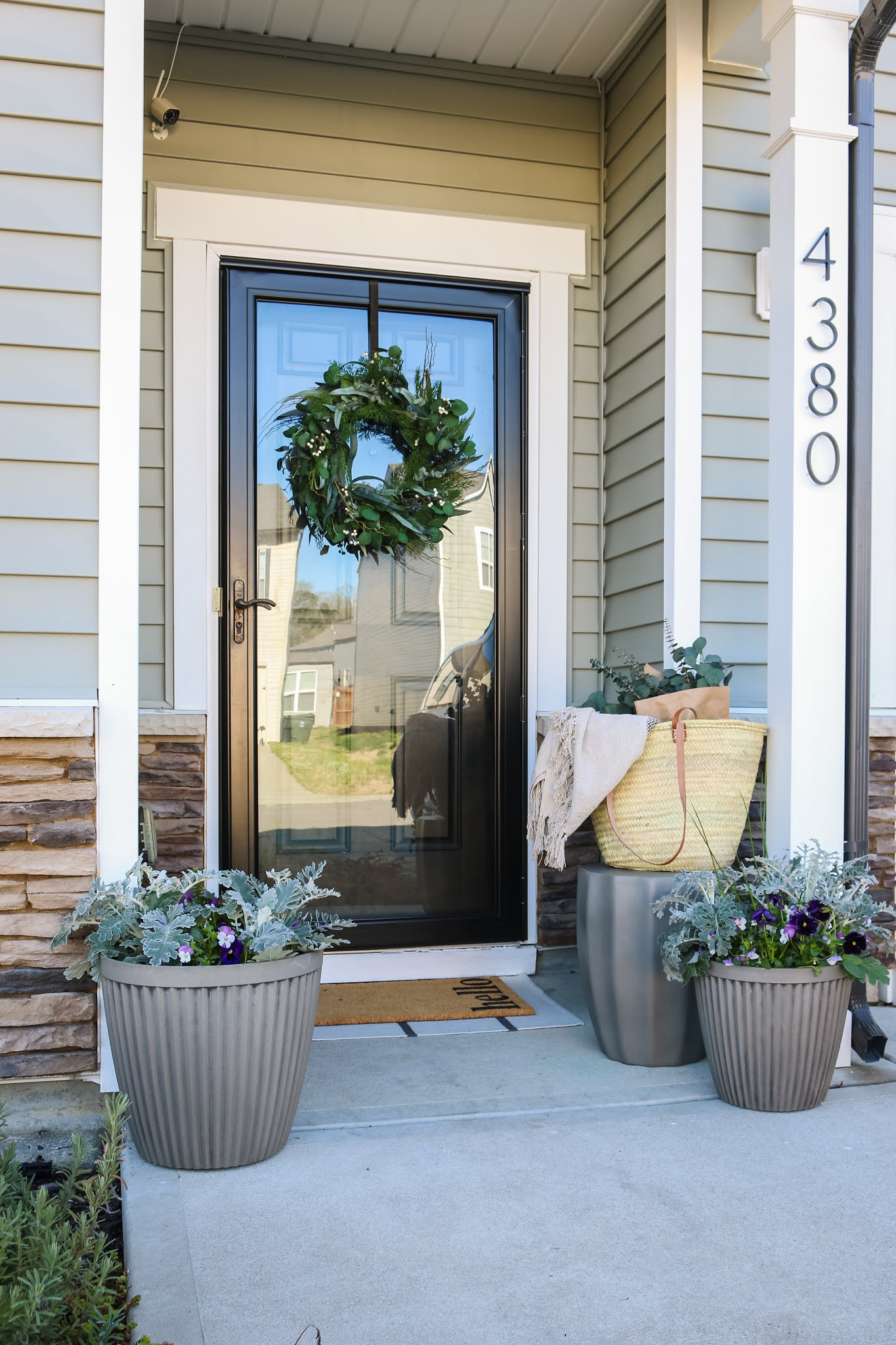 Easy Ways to Freshen Up Your Porch for Spring!
