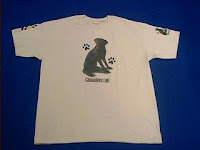 chocolate lab t shirt