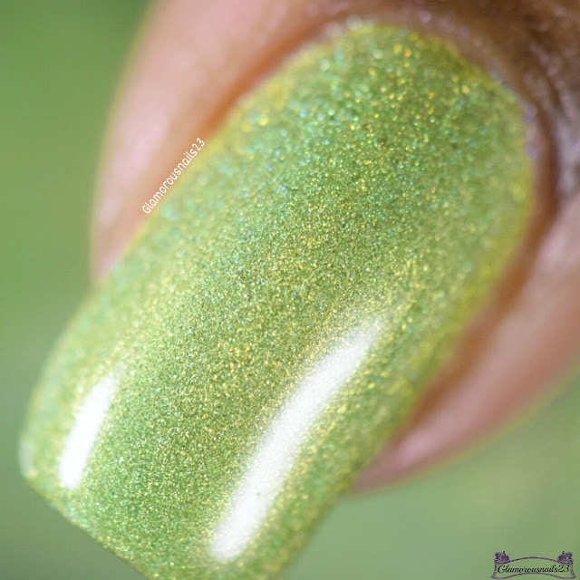 Daily Hues Nail Lacquer Green Machine