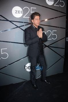 shahrukh-khan-celebrate-25-years-of-zee-network