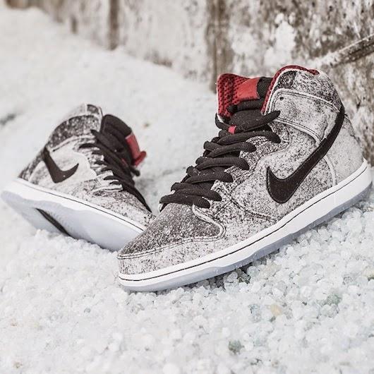 separation shoes 33922 6e4bd Nike SB Dunk High Salt Stain