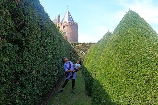 Muiderslot Amsterdam Castle
