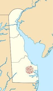 Counties of Delaware