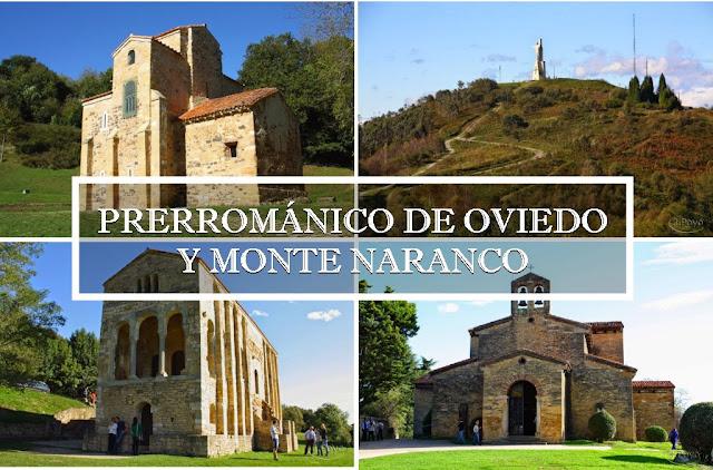 Prerrománico asturiano de Oviedo y Monte Naranco