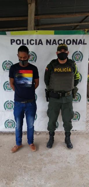hoyennoticia.com, 'La hizo' en Bogotá y cayó en El Paso-Cesar