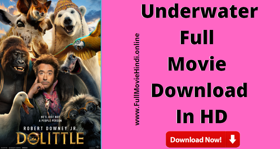 Dolittle Full Movie Hindi Download Free HD 720 2020