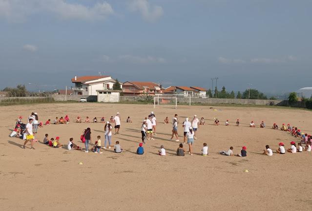 ASD Sant'Onofrio Calcio: Centro Estivo 2020, numeri record.
