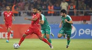 البحرين تفرض التعادل السلبي على العراق في تصفيات آسيا المؤهلة لكأس العالم 2022