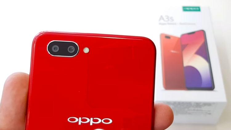 سعر و مواصفات Oppo A3s بالصور اوبو اي 3 اس
