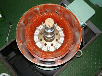 Выбор мощности судовых электродвигателей