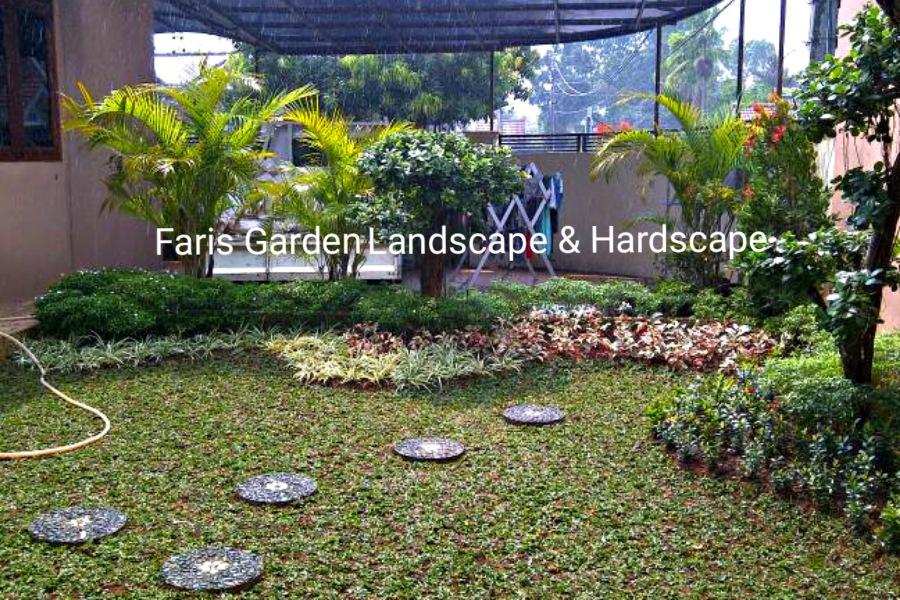 Jasa Tukang Taman Situbondo Terbaik Profesional | Desain Pembuatan Taman di Situbondo
