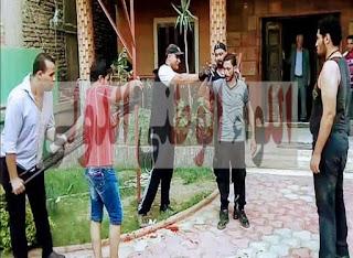 المخرج محمد السيد : مسلسل هوجان افادنى فى مشاهد الاكشن فى فيلم اللحظه الاخيرة