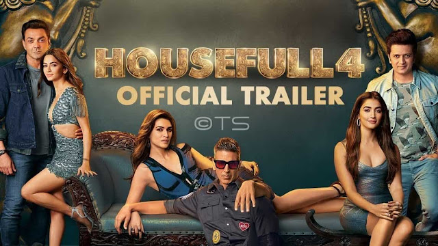 Housefull 4 Full Movie| Housefull 4 New Movie (2019) | Housefull 4 movie download |