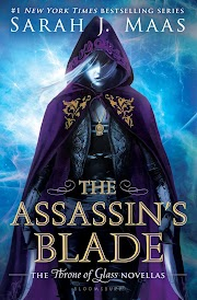 Review: The Assassin's Blade (Throne of Glass #0.5) by Sarah J. Maas