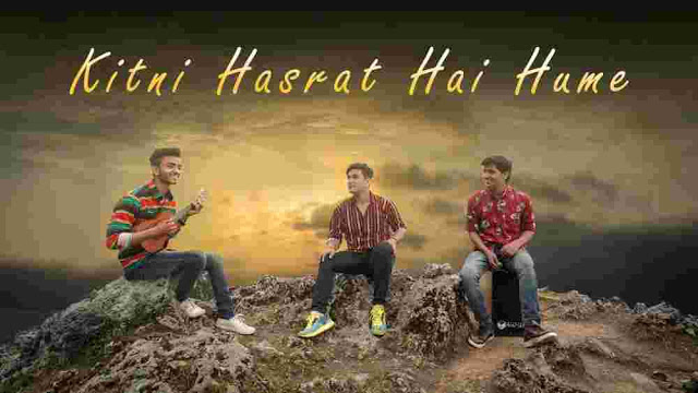 Kitni Hasrat Hai Hume Lyrics in English - the | Krishna Singh
