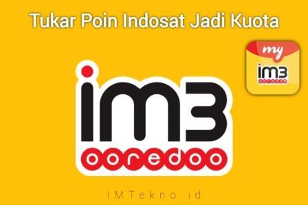 Cara Menukar Poin Indosat Jadi Kuota