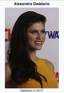 Alexandra daddario Wikipedia