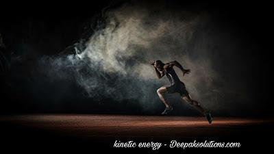 kinetic energy Kya hai