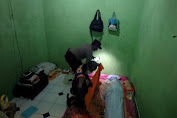 Warga Kranggan Dihebohkan dengan aksi Penghuni Kos simpan Jenazah Istrinya di Kamar, karena tidak Punya Uang