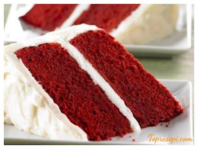 Resepi Kek Red Velvet Yang Mudah