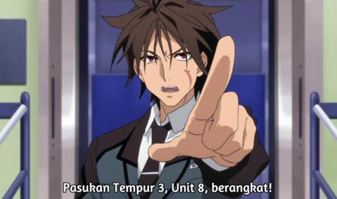 Download Anime Active Raid Second: Kidou Kyoushuushitsu Episode 4 [Subtitle Indonesia]