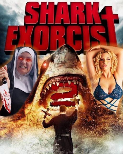 El tauró satànic torna a SHARK EXORCIST 2!