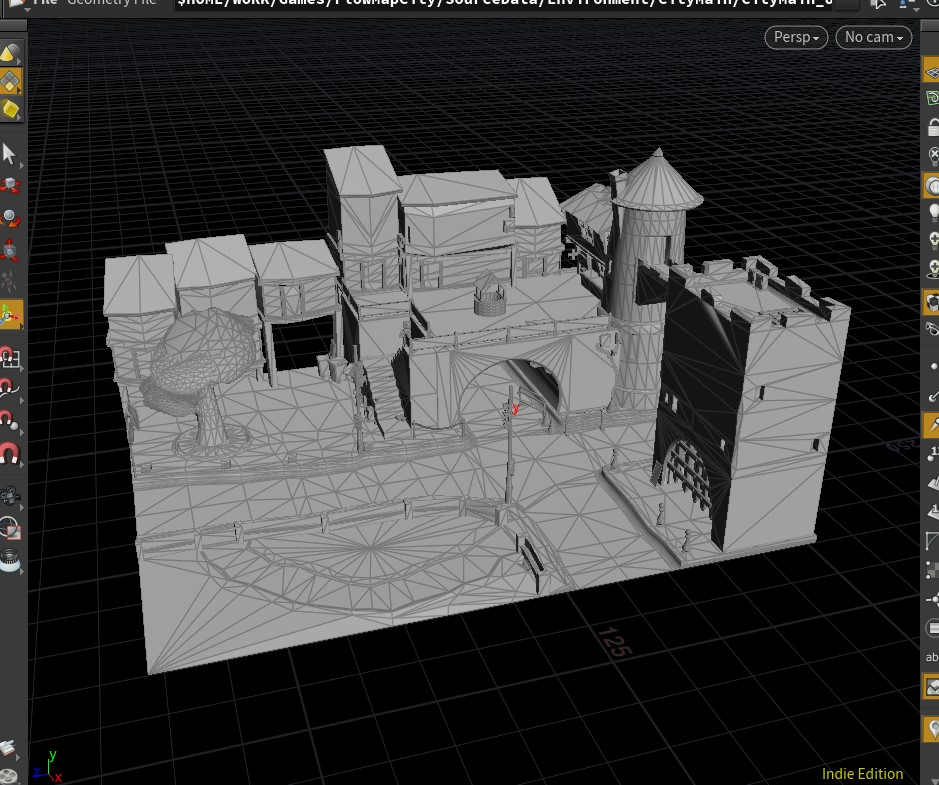 Data from Houdini To Unity via text file