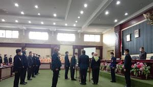 5 Kadis dan Sejumlah Pejabat Eselon II Pemda Lampung Dicopot