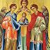 Các Tổng Lãnh Thiên Thần MICHAEL, GABRIEL, RAPHAEL