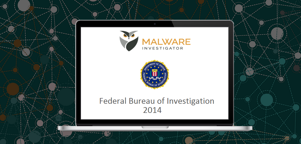 FBI opens its Malware Investigator portal, Malware Investigator portal, check live cyber threats, Federal Bureau of Investigation (FBI) technology department, FBI security team, cyber investigation, malware investigation,