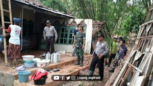 Hujan Deras dan Angin Kencang Terjang Jatibanteng Situbondo, 22 Rumah di Desa Semambung Rusak