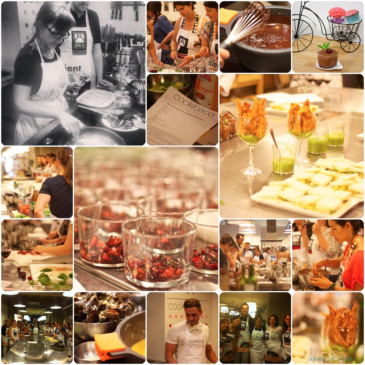 Barcelona Un Viaje Gastronomico 1ª Parte Taller Cocina Con Bra Y