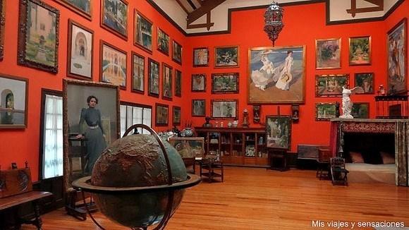 Casa Museo de Sorolla, Madrid