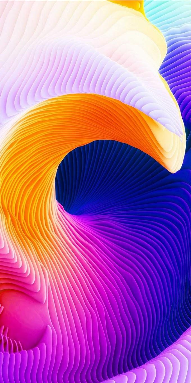 Papel de Parede Abstrato para Celular