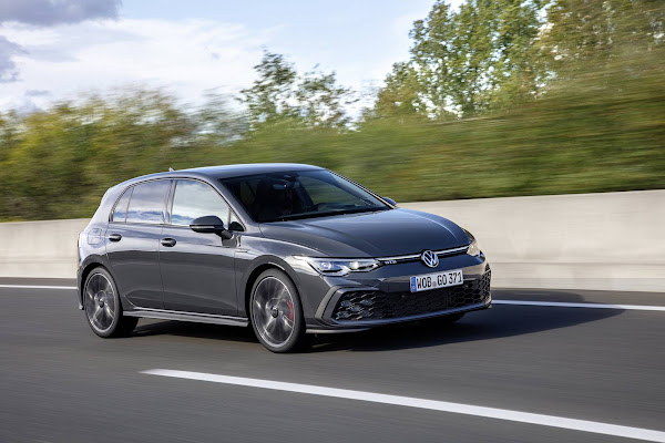 VW Golf GTD 2022