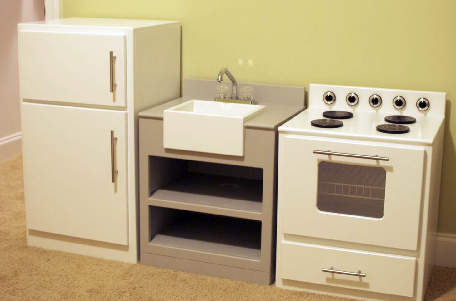 How To Build A Wood Farmhouse Kitchen Sink