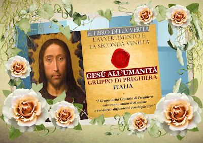Intenzione speciale di preghiera per Maria della Divina Misericordia