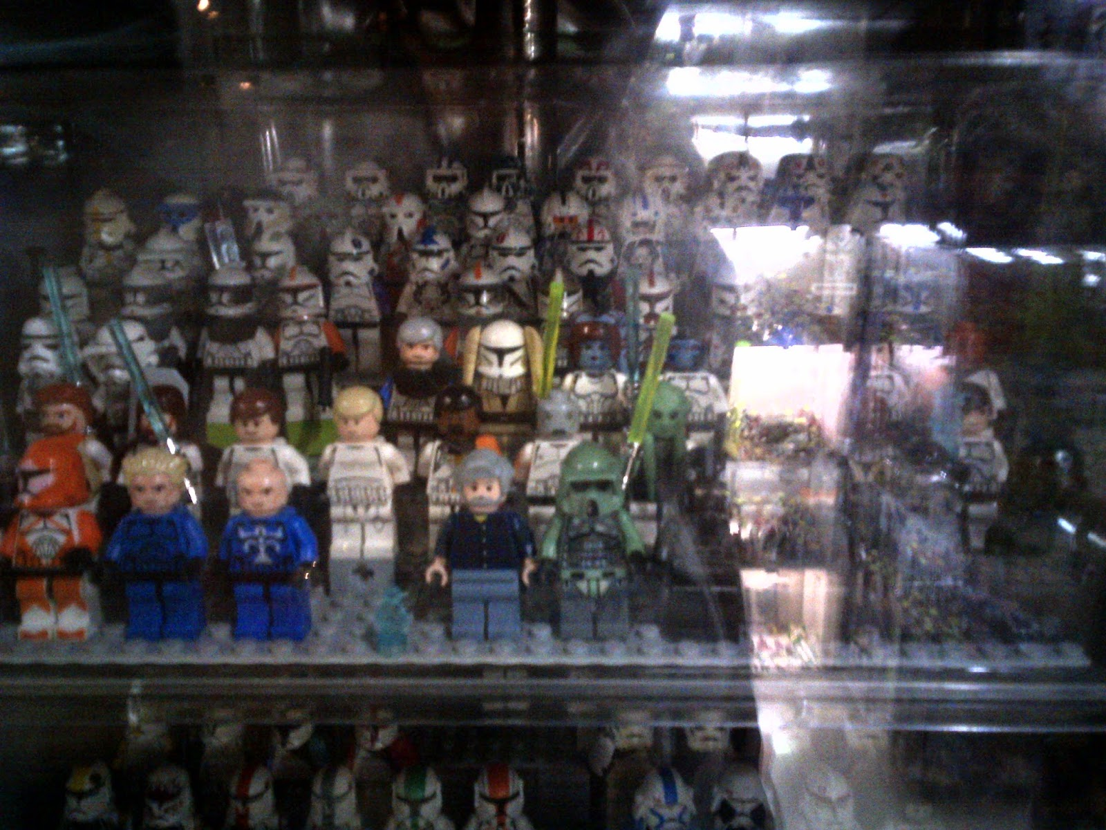 Hong Kong Toy Hunt LEGO