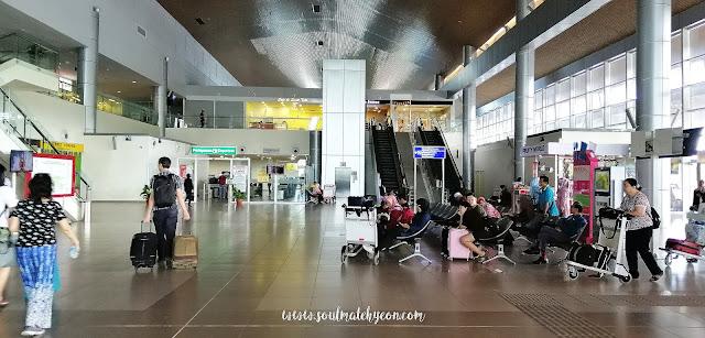 Hyeon's Travel Journal; Sandakan Airport